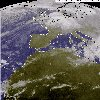 Latest Meteosat IR from Wetterzentrale